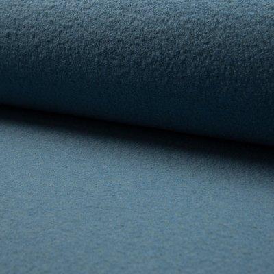 Tesatura din lana fiarta - Dusty Blue