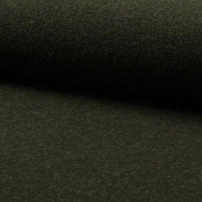 Tesatura din lana fiarta - Olive