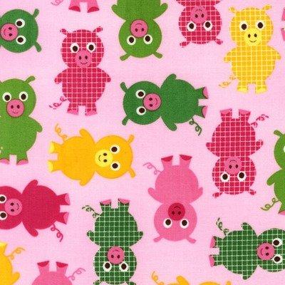 Urban Zoologie Piggies Pink
