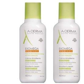 A-derma Exomega Control Crema 400ml+400ml