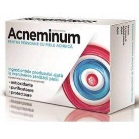 Acneminum 30 comprimate filmate