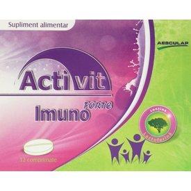 Activit Imuno Forte 12comprimate