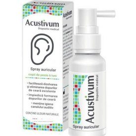 Acustivum spray auricular 20ml