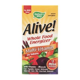 Alive 30 tablete
