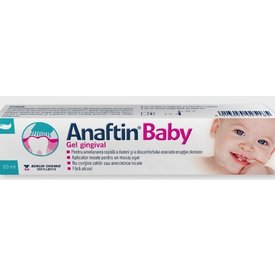 Anaftin Baby Gel Gingival 10 ml