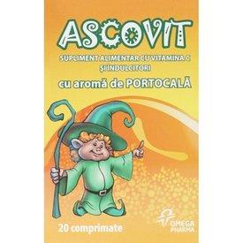 Ascovit  20 comprimate