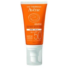 Avene SPF50 Crema  Fara Parfum Piele Uscata Sensibila 50ml