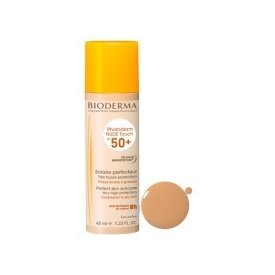 Bioderma Photoderm Nude Touch Doree Spf 50+ Crema 40ml