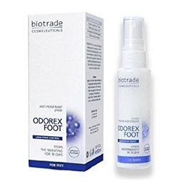 Biotrade Odorex Foot Spray Antiperspirant 50ml