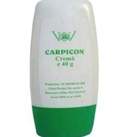 Carpicon crema 40 grame