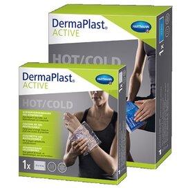 DermaPlast Active compresa cu gel reutilizabila 12x29cm calda/rece