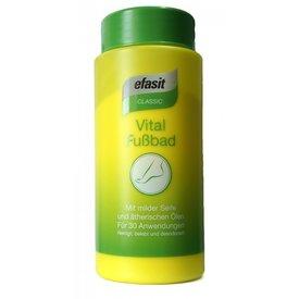 Efasit Classic Vital - Fussbad, săpun pulbere pentru îmbăierea picioarelor