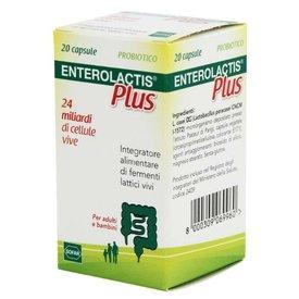 Enterolactis Plus 24 miliarde de celule vii 20 capsule