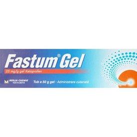 Fastum 50g Gel
