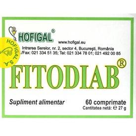 Fitodiab,  60 comprimate