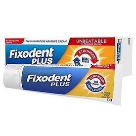 Fixodent Plus Dual Power Cremă Adezivă pentru Proteze Dentare 40g