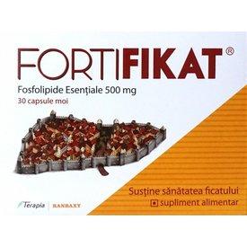 FORTIFIKAT Fosfolipide Esentiale 500mg, 30 capsule moi