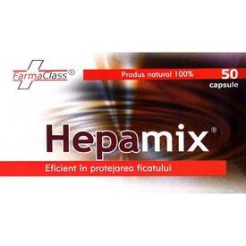 Hepamix, 50 capsule