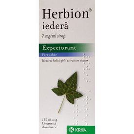 Herbion Iederă sirop 150 ml