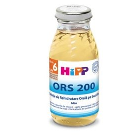 Hipp Ors Solutie de rehidratare orala pe baza de mar 200 ml