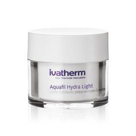 Ivatherm Aquafil Hydra Light Crema Hidratanta Piele Normala sau Mixta 50ml