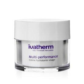 Ivatherm Multi-Performance Crema Hidratanta pentru Fata Piele Sensibila si Uscata 50ml