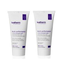 Ivatherm Multi-performance Crema Hidratanta pentru Ingrijirea Mainilor 50ml+50ml