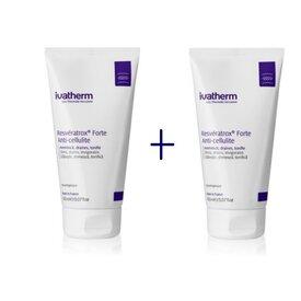 Ivatherm Resveratrox Forte crema anticelulitica 150ml+150ml