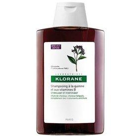Klorane Şampon cu Chinină şi Complex de Vitamine B Impotriva Caderii Parului 400ml