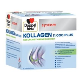 Kollagen 11.000 Plus 30 flacoane