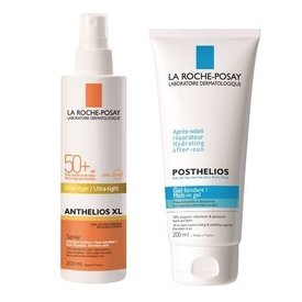 LA ROCHE POSAY ANTHELIOS SPF 50+ SPRAY 200ML + POSTHELIOS 200ML ONLINE