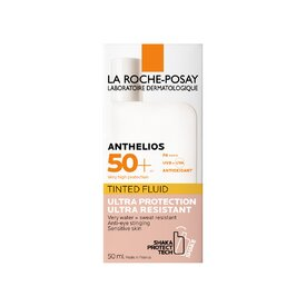 La Roche Posay Anthelios Spf 50+  fluid colorat 50ml