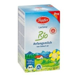 Lactana Pre Lapte Praf 600 grame
