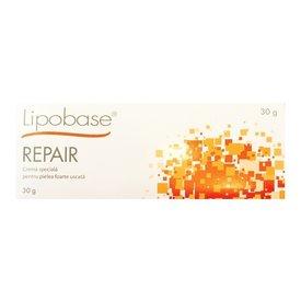 Lipobase Repair Cremă pentru îngrijirea pielii uscate 30 g