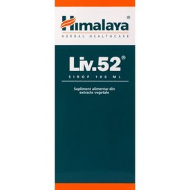 LIV.52 Sirop cu zahăr 100 ml