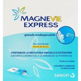 MagneVie Express granule orodispersabile 20 plicuri