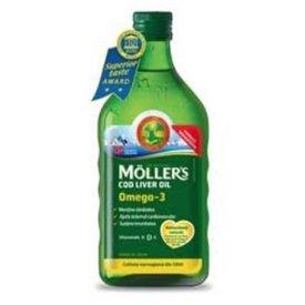 Moller's Cod Liver Oil 250 ml