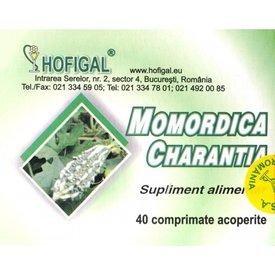 Momordica Charantia, 40 comprimate