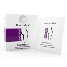 Multi-Gyn Compresses 12 comprese