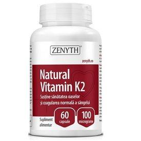 Natural Vitamin K2 100micrograme 60capsule