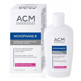Novophane K Sampon 125 ml