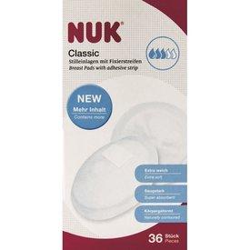 NUK - Discuri de protecţie pentru sân 36 bucati