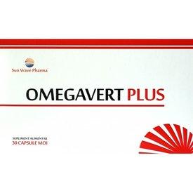 OmegaVert Plus, 30 capsule moi