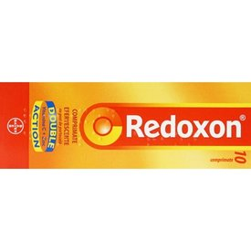 Redoxon Double Action 10 comprimate efervescente