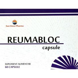 Reumabloc, 60 capsule