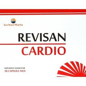 Revisan Cardio, 30 capsule