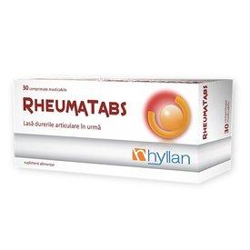 RHEUMATABS, 30 comprimate masticabile