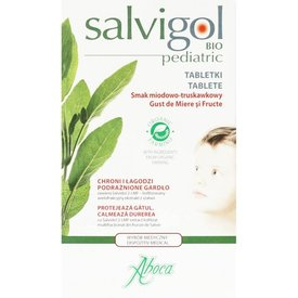 Salvigol pediatric 30tablete