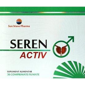 Seren activ, 30 comprimate