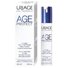 Uriage Age Protect Fluid ten normal-mixt 40 ml